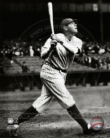 New York Yankees - Babe Ruth Photo