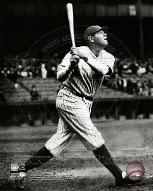 New York Yankees - Babe Ruth Photo