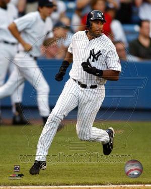New York Yankees - Bernie Williams Photo