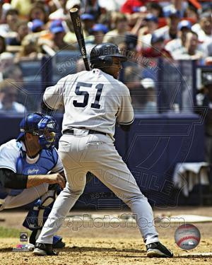 New York Yankees - Bernie Williams Photo