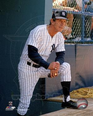 New York Yankees - Billy Martin Photo