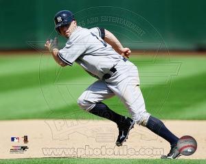 New York Yankees - Brett Gardner Photo