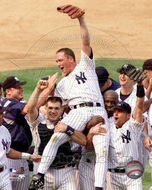 New York Yankees - David Cone Photo