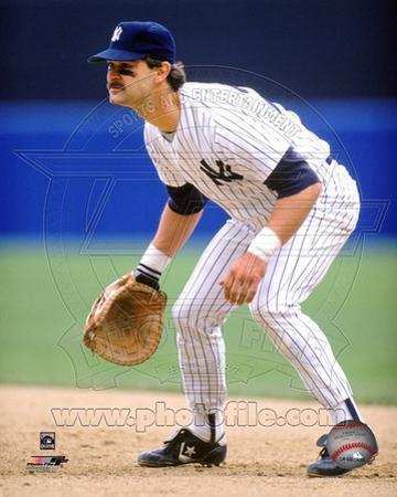 New York Yankees - Don Mattingly Photo