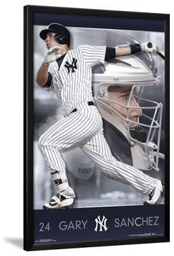 New York Yankees - G Sanchez 17