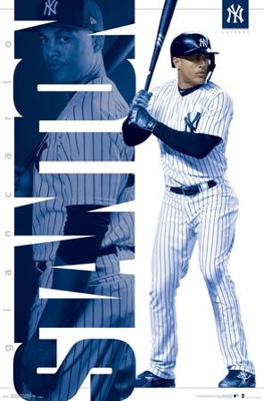 NEW YORK YANKEES - G STANTON 18