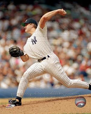 New York Yankees - Jim Abbott Photo