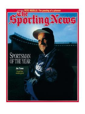 New York Yankees Manager Joe Torre - December 16, 1996