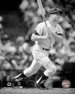 New York Yankees - Mickey Mantle Photo