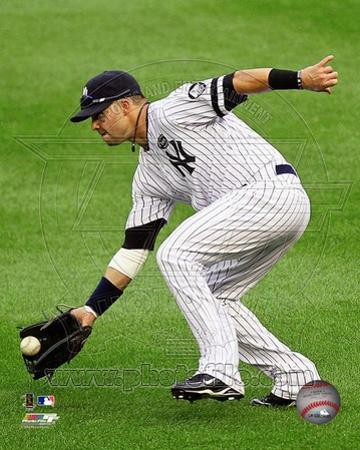 New York Yankees - Nick Swisher Photo