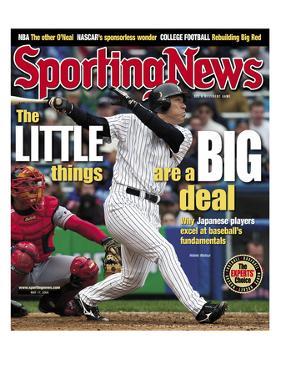 New York Yankees OF Hideki Matsui - May 17, 2004