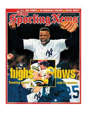 New York Yankees P Dwight Gooden - May 27, 1996