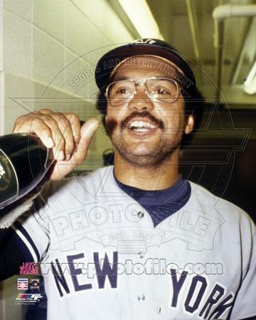 New York Yankees - Reggie Jackson Photo