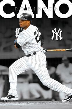 New York Yankees Robinson Cano