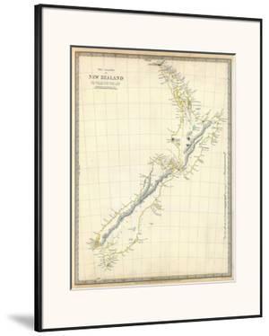 New Zealand, c.1838