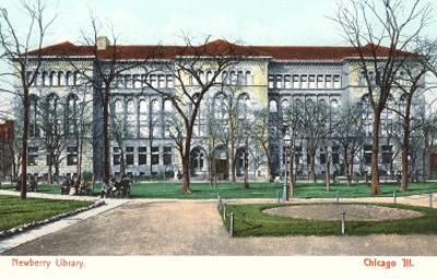 Newberry Library, Chicago, Illinois