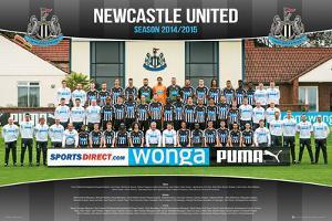 Newcastle Players 14/15