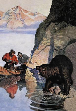 Bear Ambush