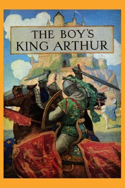 Boy's King Arthur by Newell Convers Wyeth