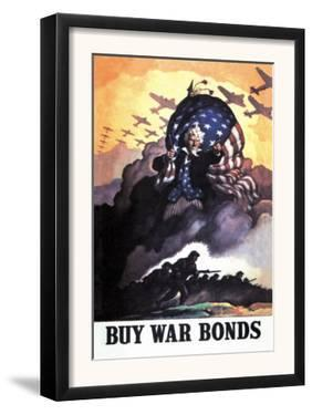 Buy War Bonds by Newell Convers Wyeth