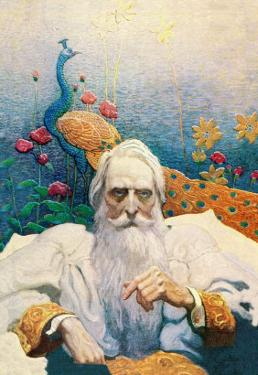 Captain Nemo by Newell Convers Wyeth