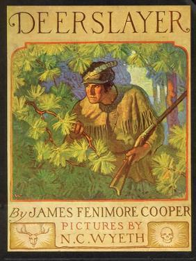 Deerslayer by Newell Convers Wyeth