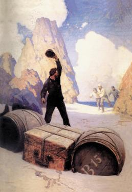 Discovery of the Chest by Newell Convers Wyeth