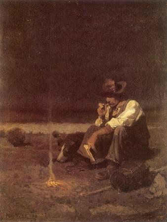 The Plains Herder, 1908