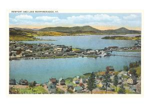 Newport and Lake Memphremagog, Vermont