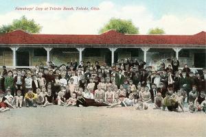 Newsboys Day, Toledo Beach