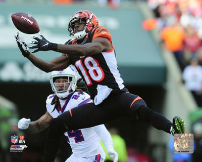 NFL: A.J. Green 2016 Action