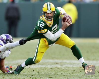 NFL: Aaron Rodgers 2016 Action