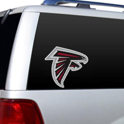 NFL Atlanta Falcons Diecut Window Film