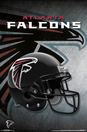 NFL: Atlanta Falcons- Helmet Logo