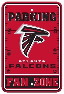 NFL Atlanta Falcons Parking Sign