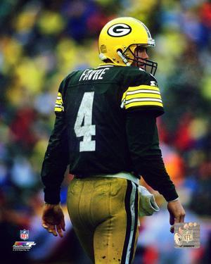 NFL: Brett Favre 1996 NFC Divisional Playoff Action