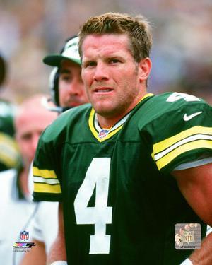 NFL: Brett Favre 1999 Action