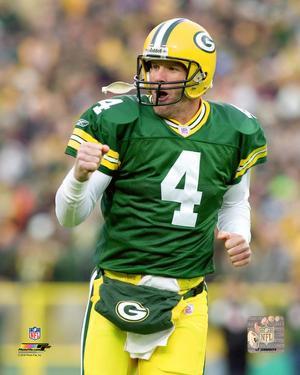 NFL: Brett Favre 2004 Action
