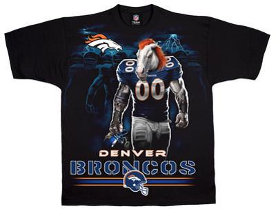 NFL: Broncos Tunnel