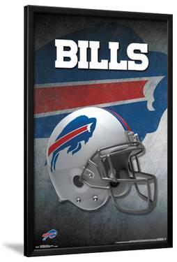 NFL: Buffalo Bills- Helmet Logo