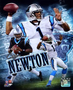 NFL Cam Newton 2011 Portrait Plus