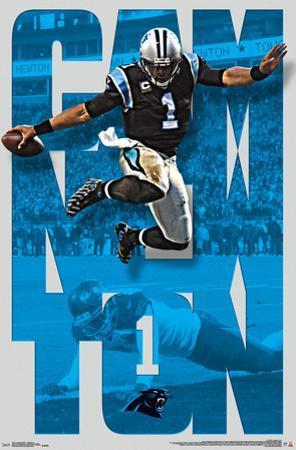 NFL: Carolina Panthers- Cam Newton 16