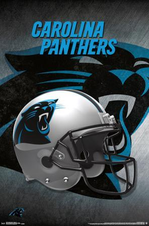 NFL: Carolina Panthers- Helmet Logo