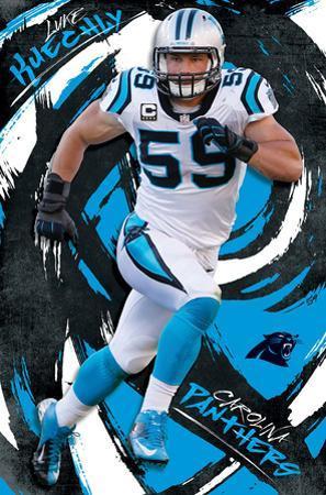 NFL: Carolina Panthers- Luke Kuechly 16