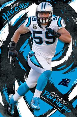 NFL: Carolina Panthers- Luke Kuechly 16