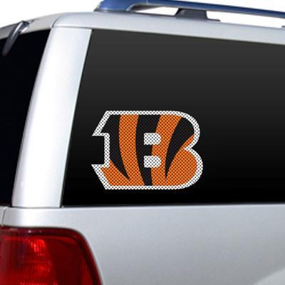 NFL Cincinnati Bengals Diecut Window Film