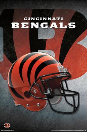 NFL: Cincinnati Bengals- Helmet Logo