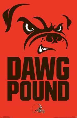 NFL Cleveland Browns - Dog Pound 15