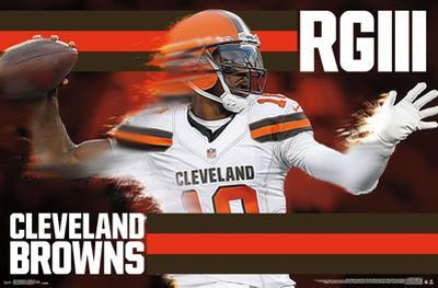 NFL: Cleveland Browns- GBR III 16