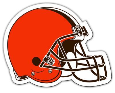 NFL Cleveland Browns Vinyl Magnet